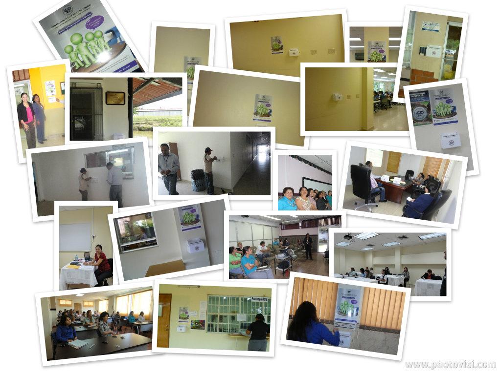 Buzones de Sugerencias de la Universidad Tecnológica de Panamá