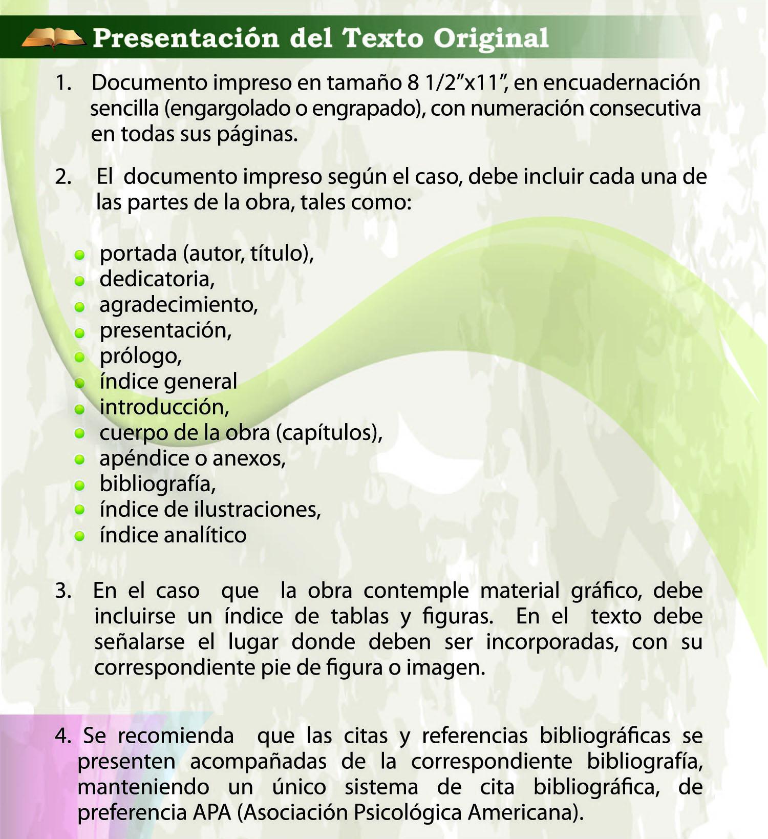 Formato de Publicación para Libros | Universidad Tecnológica de Panamá