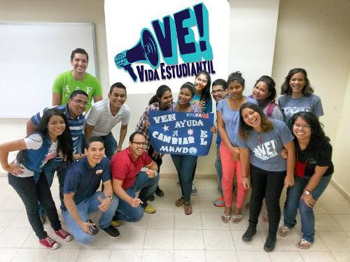 Grupo cristiano Vida Estudiantil