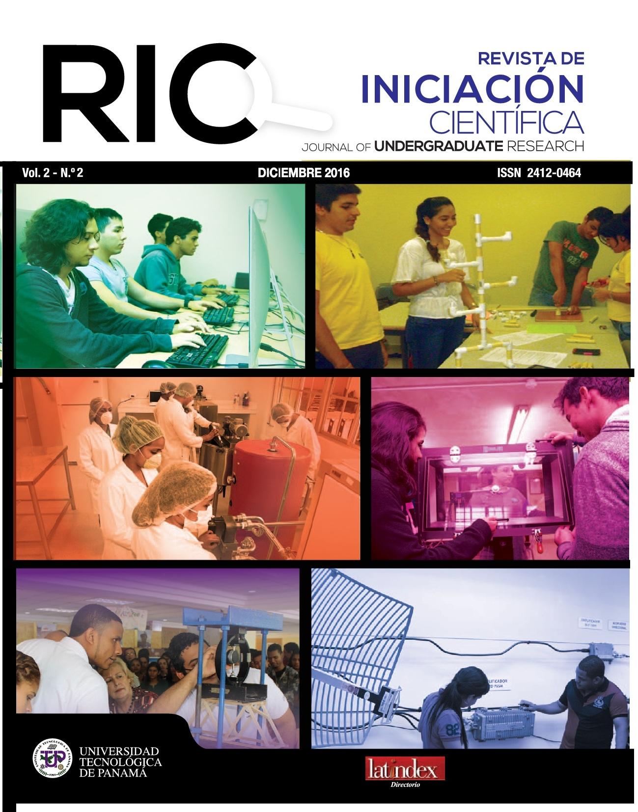 revista de iniciacin cientfica