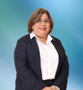 Lic. Ayansín Zúniga Directora de Servicio Social Universitario