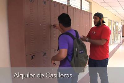 casilleros estudiantiles