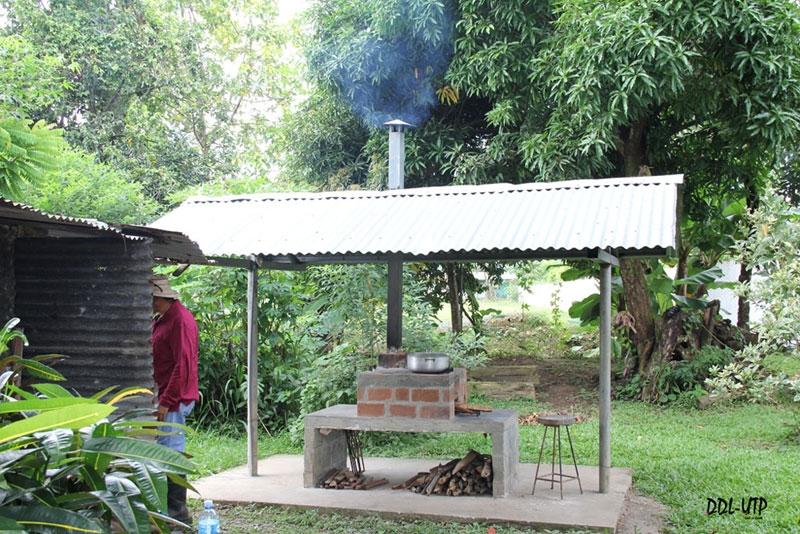 Estufas Ecol Gicas En La Utp De Bocas Del Toro