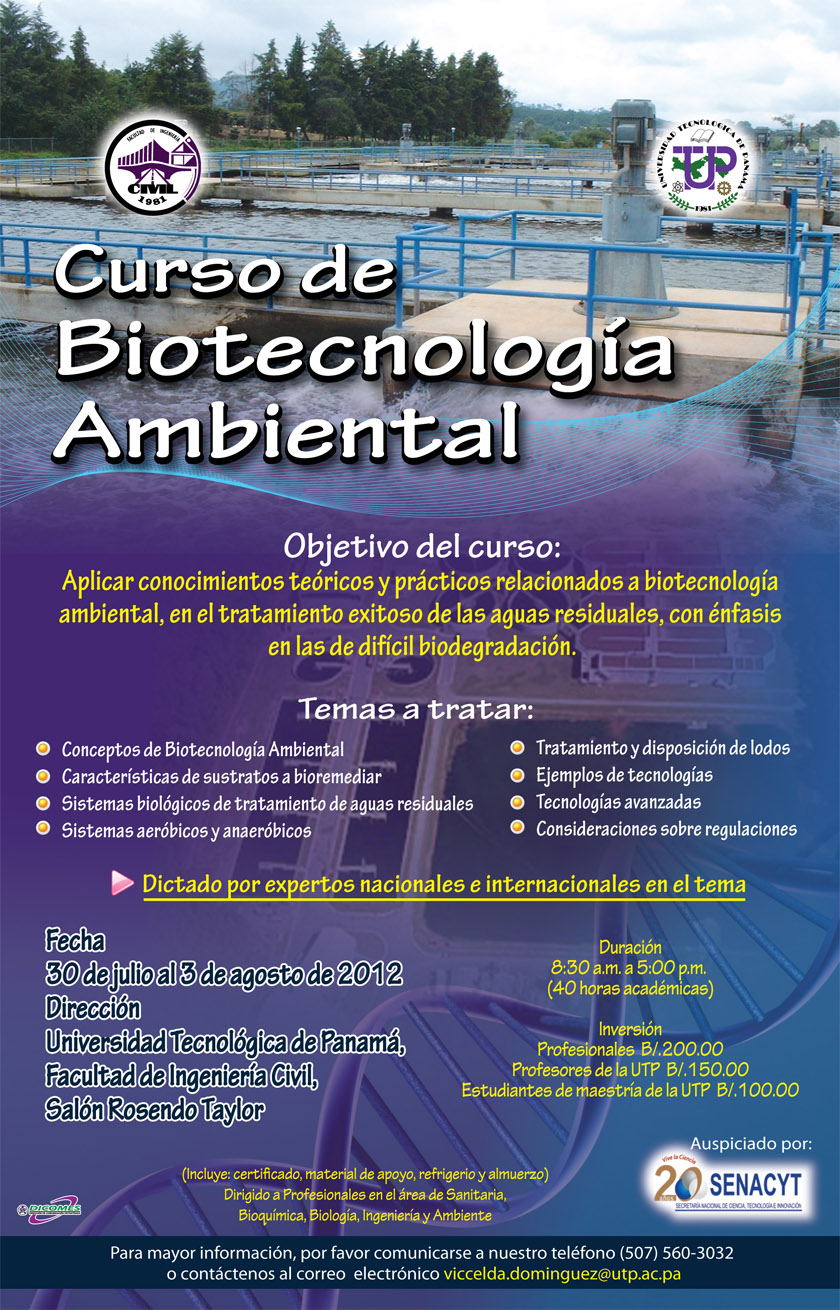 Biotecnologia curso