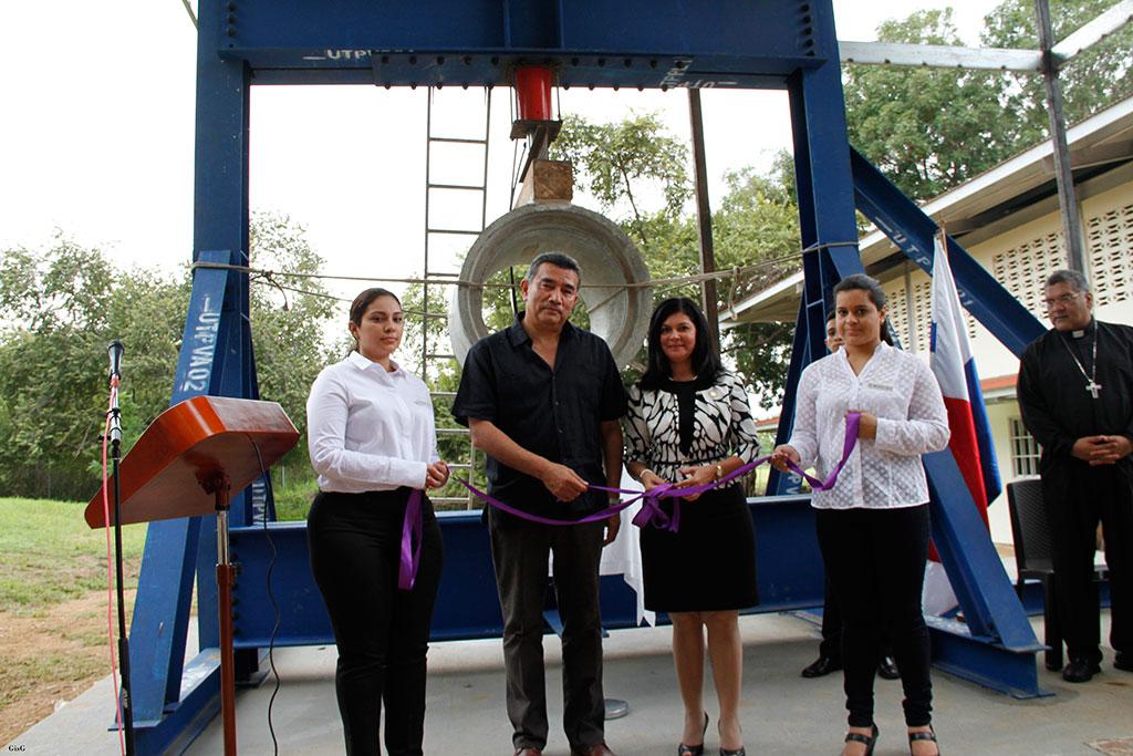 Inauguran Marco de Prueba Estructural | Universidad Tecnológica de ...