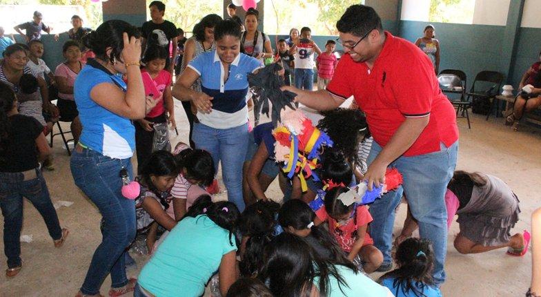 Visita a comedor infantil fundaci n un nuevo amanecer for Comedor infantil