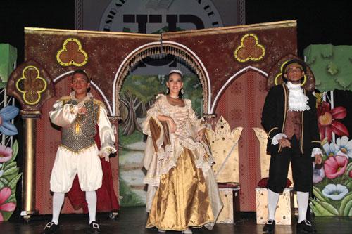 Obra De Teatro La Bella Durmiente Y El Dragón Universidad Tecnológica De Panamá