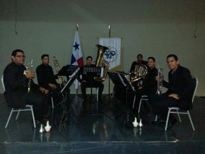 Grupo de Cámara UTP Brass