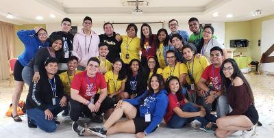 grupo AIESEC panama
