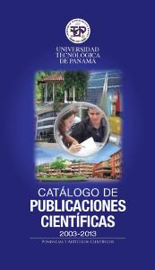 Catálogo de Publicaciones Científicas