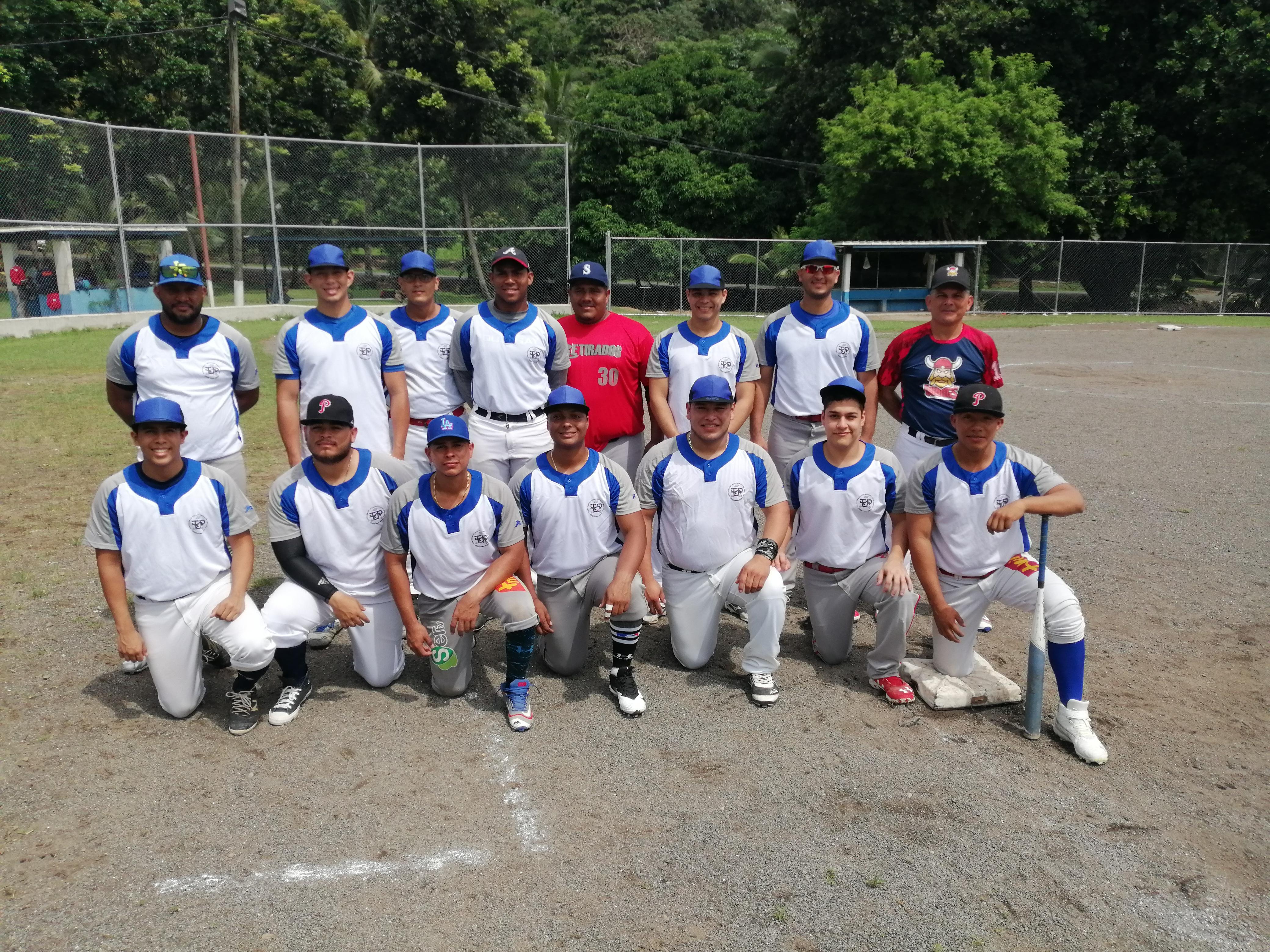 Selección Masculina de Softbol