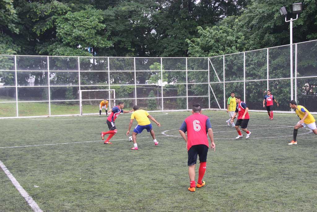 Partido de Futsala