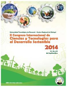 II Congreso Internacional de Ciencias y Tecnologías para el Desarrollo Sostenible 2014