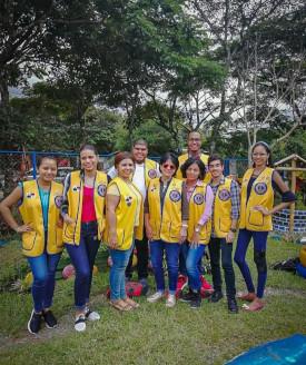 Voluntarios Club de Leones UTP