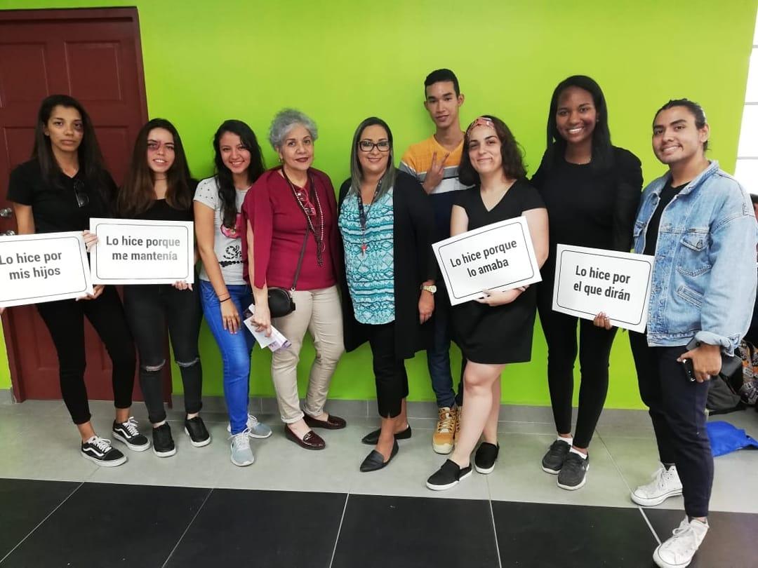 Día de la No Violencia contra la Mujer 2019