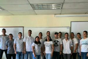Integrantes de la Asociación  ATEA