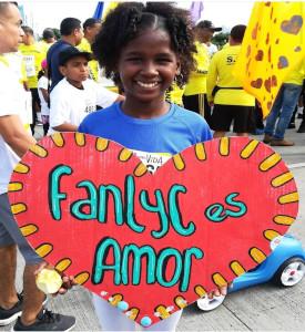 Actividad del grupo FANLYC