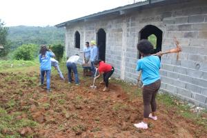 Grupo pastoral en comunidad