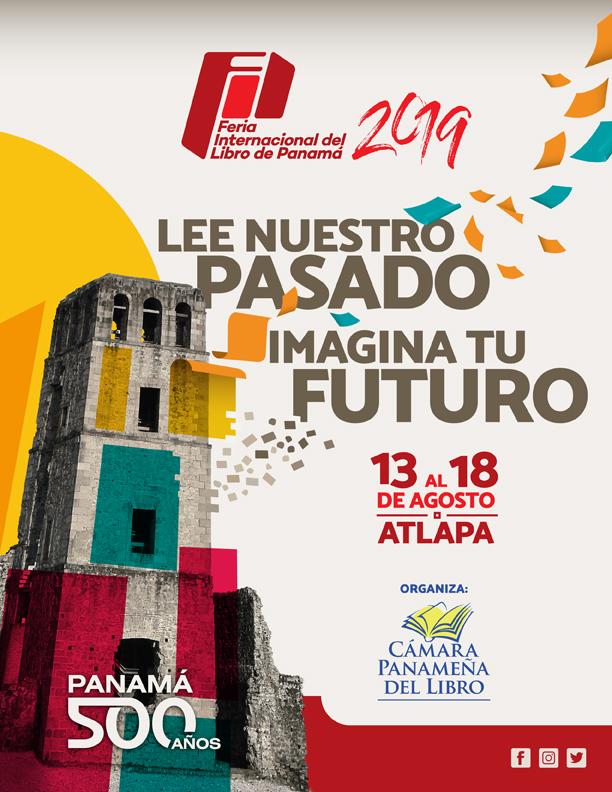 Feria Internacional del Libro en Panamá 2019