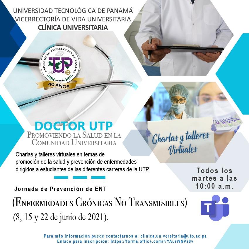 Jornada de Enfermedades Crónicas No Transmisibles