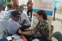 Feria de Salud en UTP Veraguas  2016
