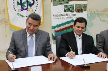 El convenio busca desarrollar programas y proyectos en conjunto.
