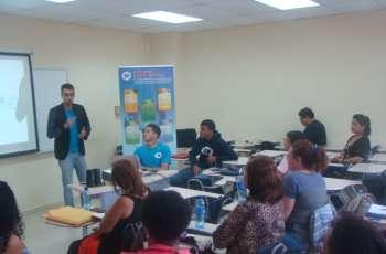 Johel  Batista, explica el surgimiento de Ayudinga y su contribución.
