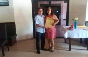 Semana del Asistente de Oficina en UTP Veraguas.