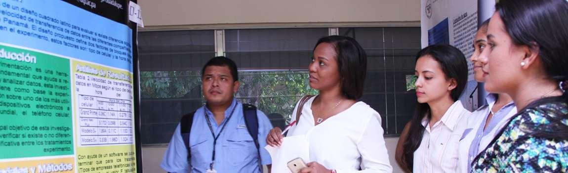 Estudiantes de la UTP participan en la Jornada de Iniciación Científica