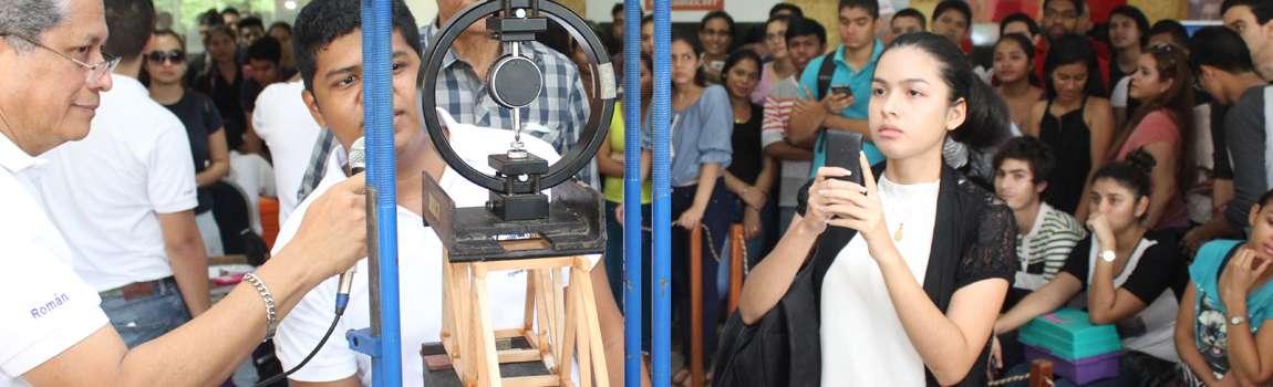Facultad de Ingeniería Civil celebra la XXVIII Semana de Ingeniería Civil