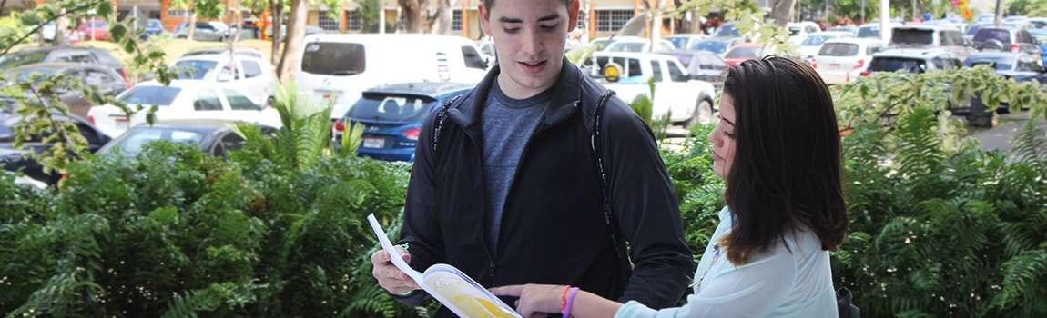 Los estudiantes de la UTP son jóvenes dedicados y comprometidos con sus estudios