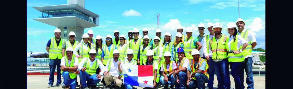 Egresados de la UTP  dejan su huella en el Proyecto de Ampliación del Canal de P