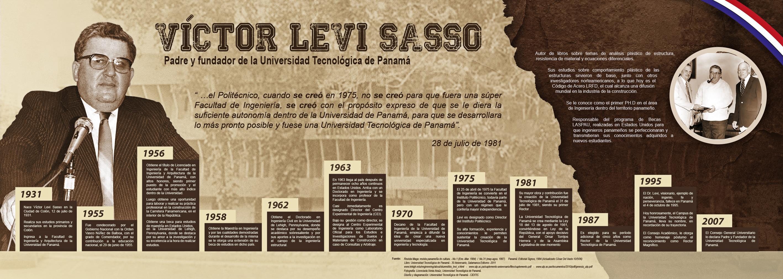 Infografía del Doctor Víctor Levi Sasso - Horizontal