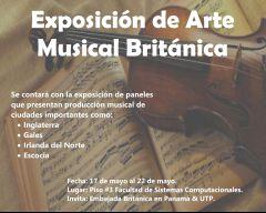 Arte Musical Británica