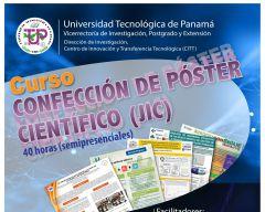 Confección de póster científico (JIC) - CITT Aguadulce