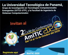 Promoción de la Conferencia de las Energías Renovables en Panamá y la Región.