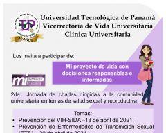 2da Jornada de Charlas sobre Salud Sexual y Reproductiva