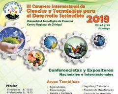 III Congreso de Ciencia y Tecnología para el Desarrollo Sostenible