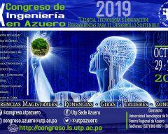 IX Congreso de Ingeniería en Azuero 2019