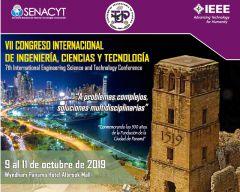 VII Congreso Internacional de Ingeniería, Ciencias y Tecnología