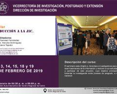 Inducción a la JIC - Centro Regional de Colón