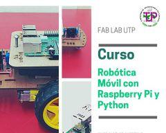 Curso de Robótica Móvil con el Rasberry Pi y Python