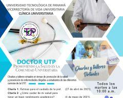Doctor UTP: Promocionando La Salud en la Comunidad Universitaria