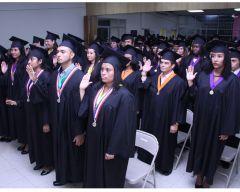 Graduación del Centro Regional de Bocas del Toro