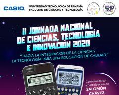 II Jornada Nacional de Ciencias, Tecnología e Innovación 2020