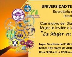 invitación día de la mujer