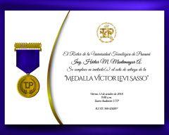 Medalla Víctor Levi Sasso