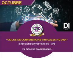 VIII Ciclo de Conferencias I+D 2021
