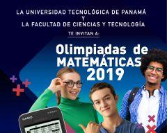 Olimpiadas de Matemáticas 2019