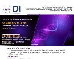 Curso: Genética molecular básica